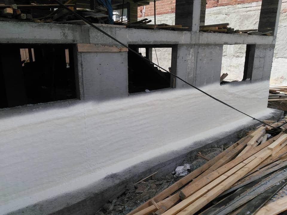 Bina Perde Su Yalıtım Uygulamaları
